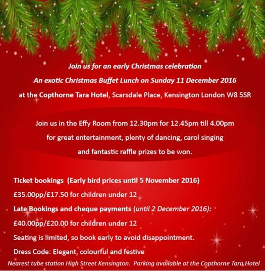 Christmas Lunch Flyer - website